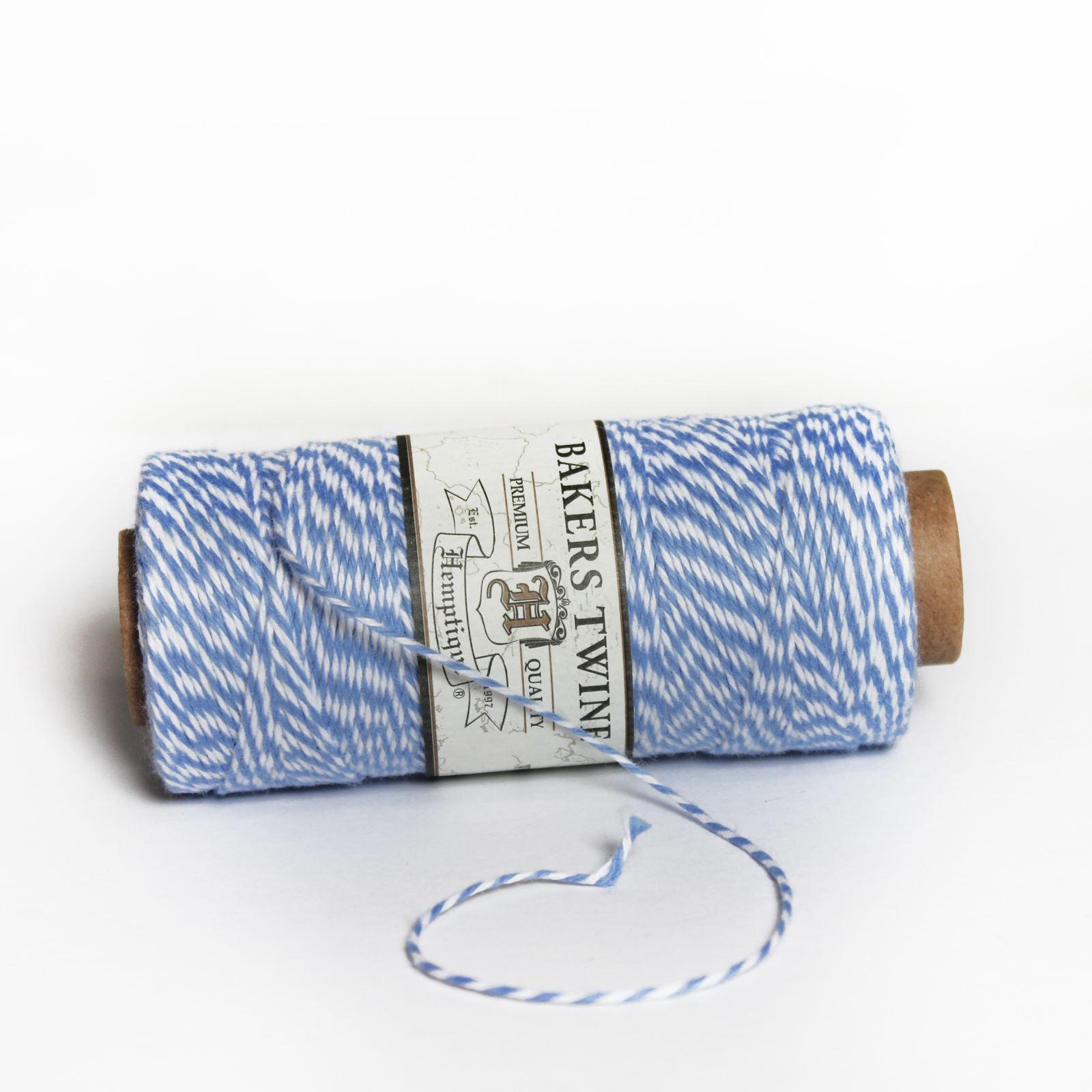 Bakers Twine Hemptique 100/% Cotton 62.5 metres Card Making Scrapbooking