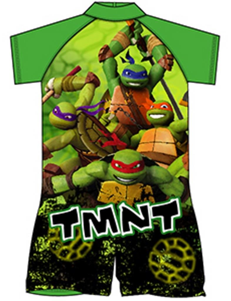Garçons Ninja Turtles Surf Costume Maillot De Bain Vacances Plage Piscine
