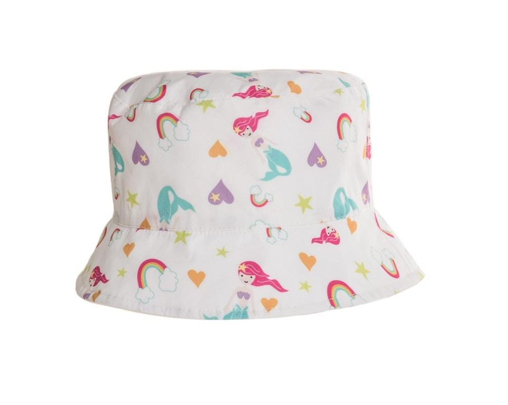Children/'s Summer Hats Sun Protection Beach Bucket Boys Girls Fold Up