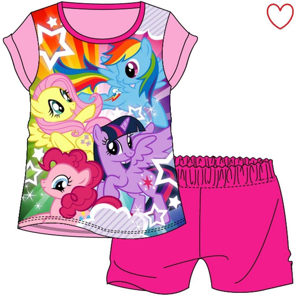 Boys Girls Short Pyjamas PJ Set Pajamas Sleepwear Nightwear Summer