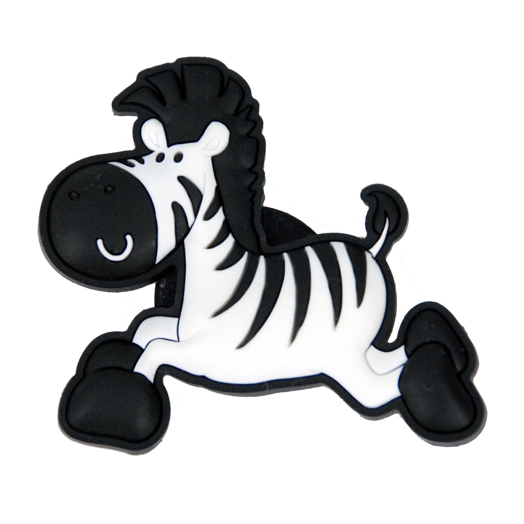 12 x CrazyGadget® Jungle Animal Soft Fridge Magnets 2 Sets to choose from