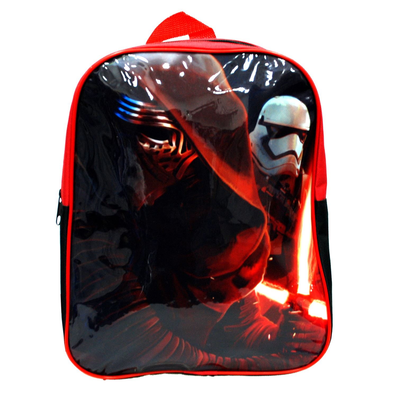 Storm Trooper or Darth Vader Backpack /& Pencil Case Sets. Kylo Ren Star Wars