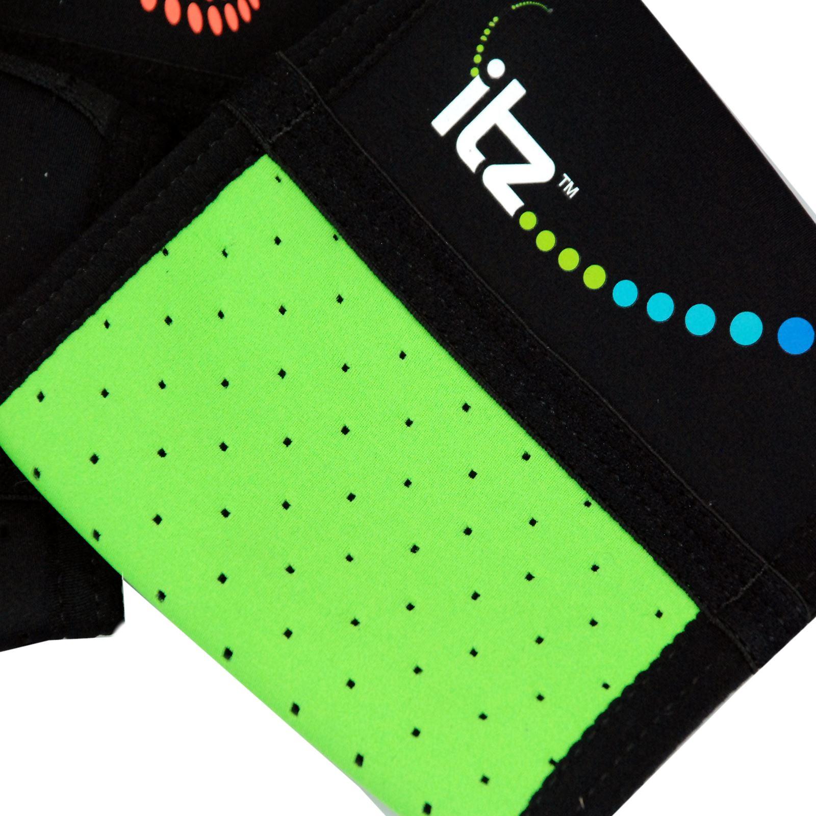 ITZ Arm Wallet Pocket Running Jogging Yoga Fitness Coins Money Keys Wallet