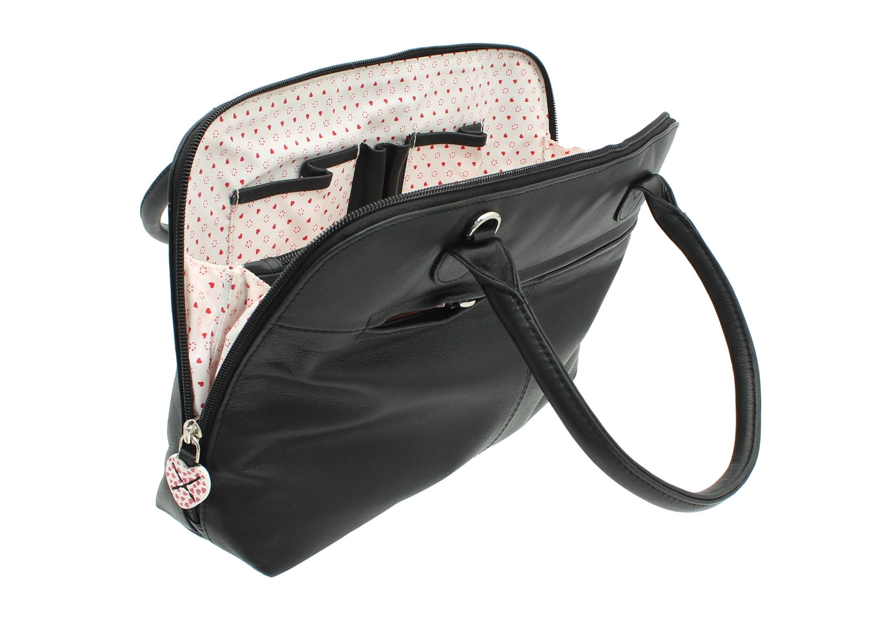 Mala Leather LUCY Collection Soft Leather Grab Bag With Shoulder Strap 750/_30