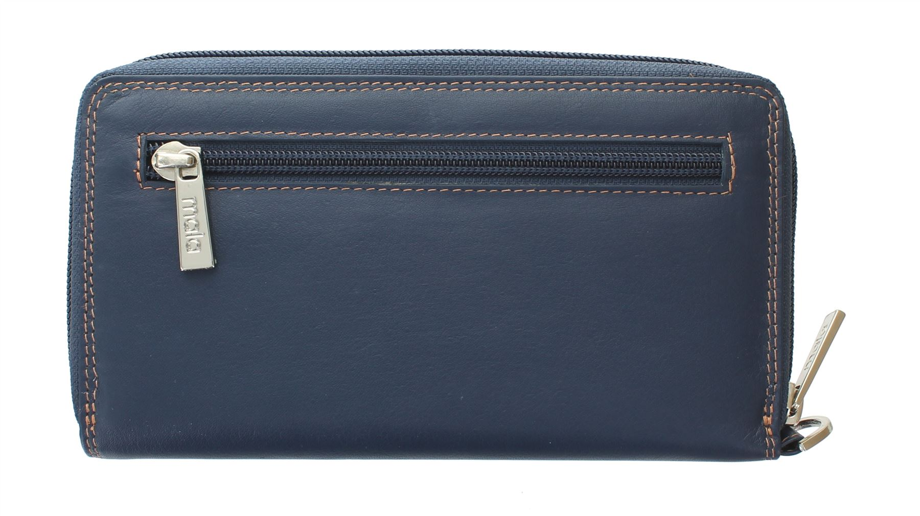 Mala Leather TABITHA Collection Wristlet Purse With RFID Protection 3276/_77