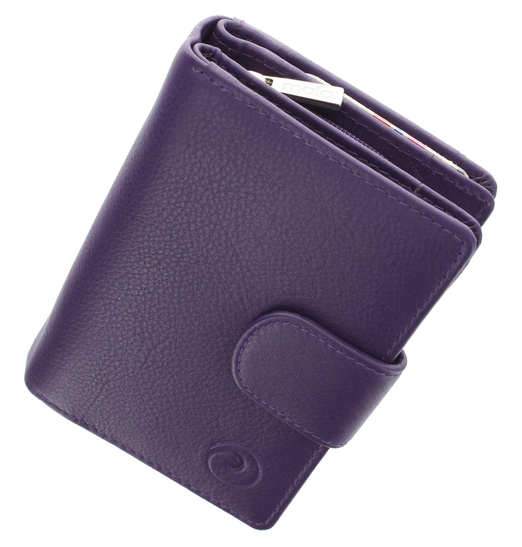 Mala collezione ORIGINE Pelle Borsa Con Protezione RFID /& ID finestra 3118 /_ 5