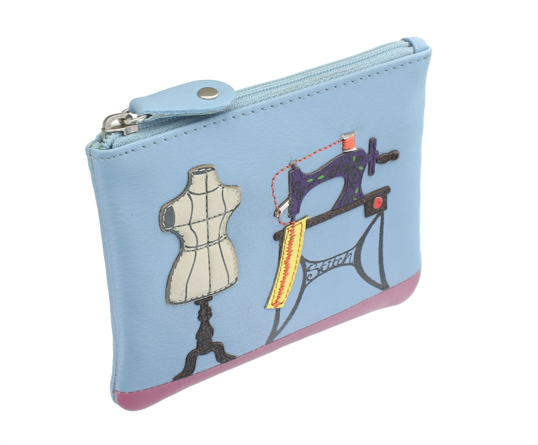 MALA LEATHER SEWING Room Collection Cuir Porte-monnaie 4194 /_ 22