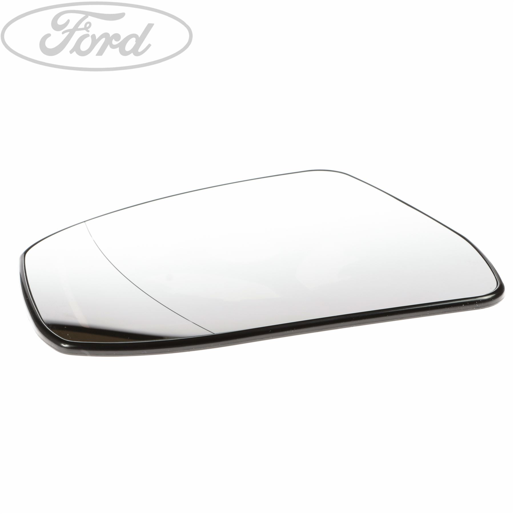 Genuine Ford Focus MK2 N//S Left Wing Mirror Glass 1538212