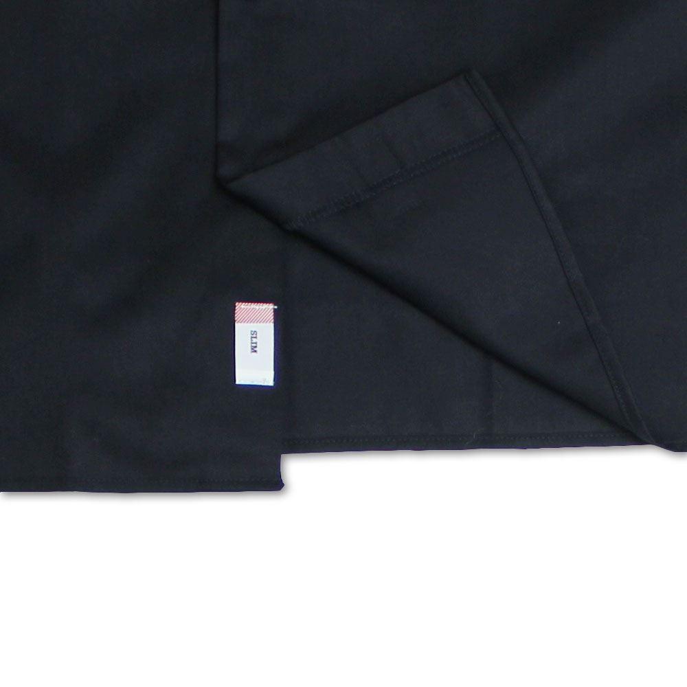 Dickies SLIM FIT maniche corte Work Shirt Nera