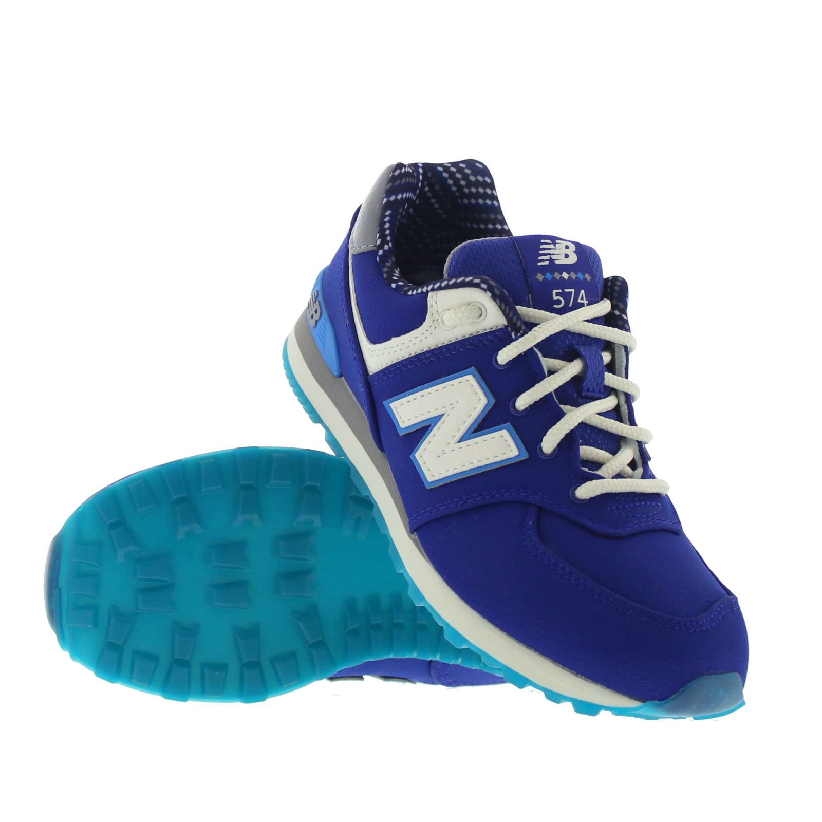 New Balance 574 Classics Traditionnels Synthetic Youth Trainers
