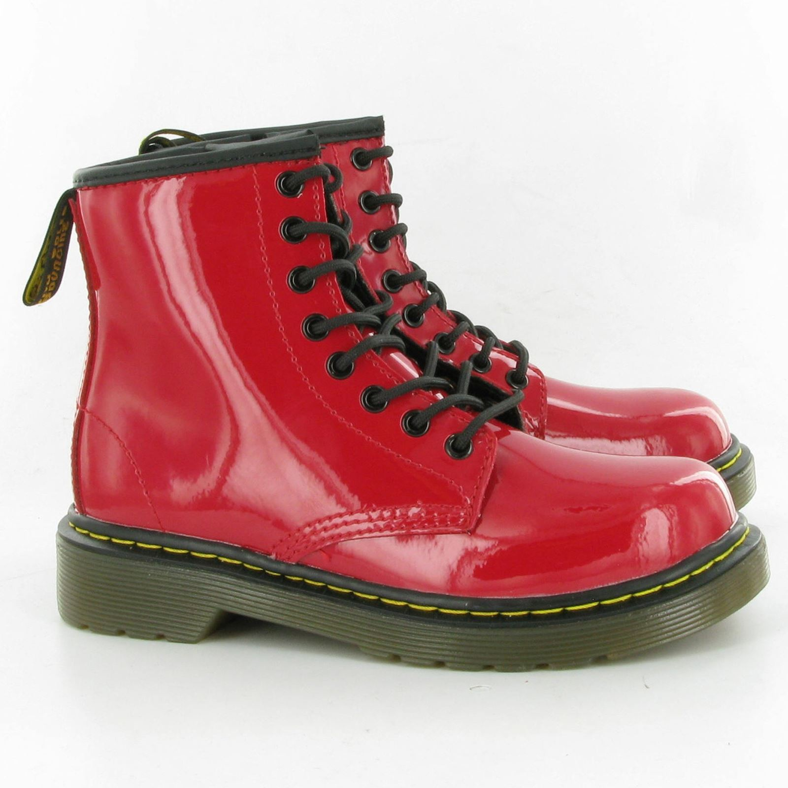Dr.Martens Delaney Leather Kids Boots