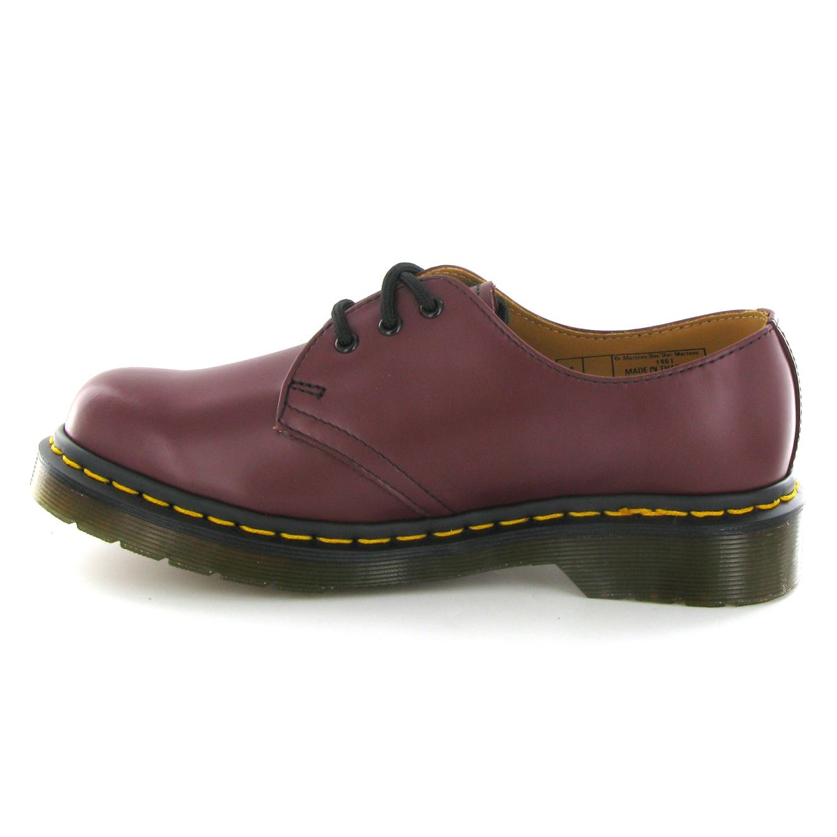 Dr.Martens 1461 3-Eye Leather Womens Shoes