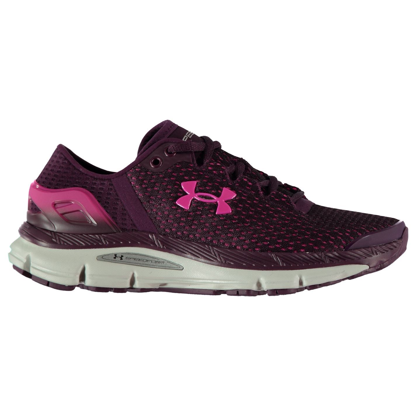 Under Armour Speedform Intake Running Shoes Womens Fitness Trainers Sneakers