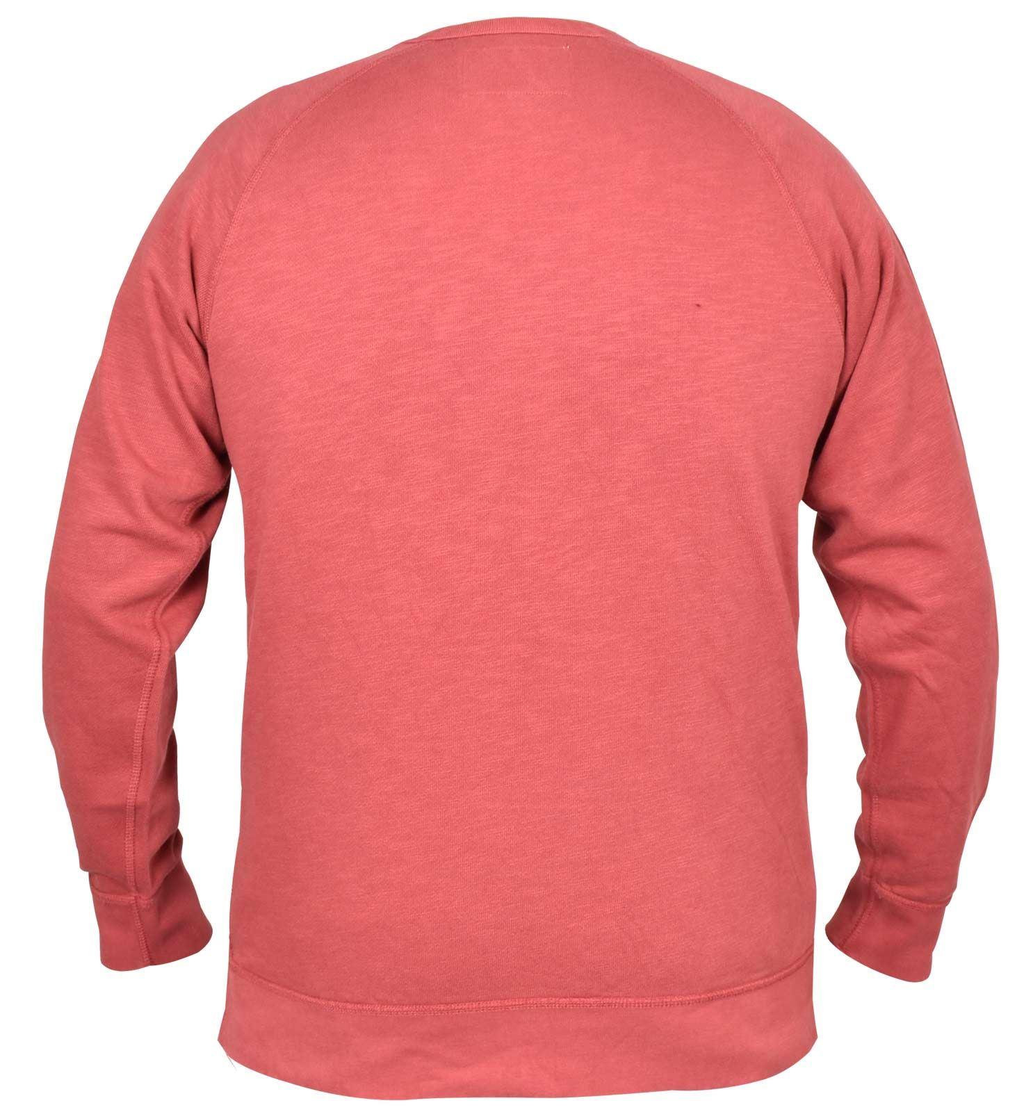 Homme Sweats à encolure ras-du-cou Casual Pull à manches longues Cool Regular Top