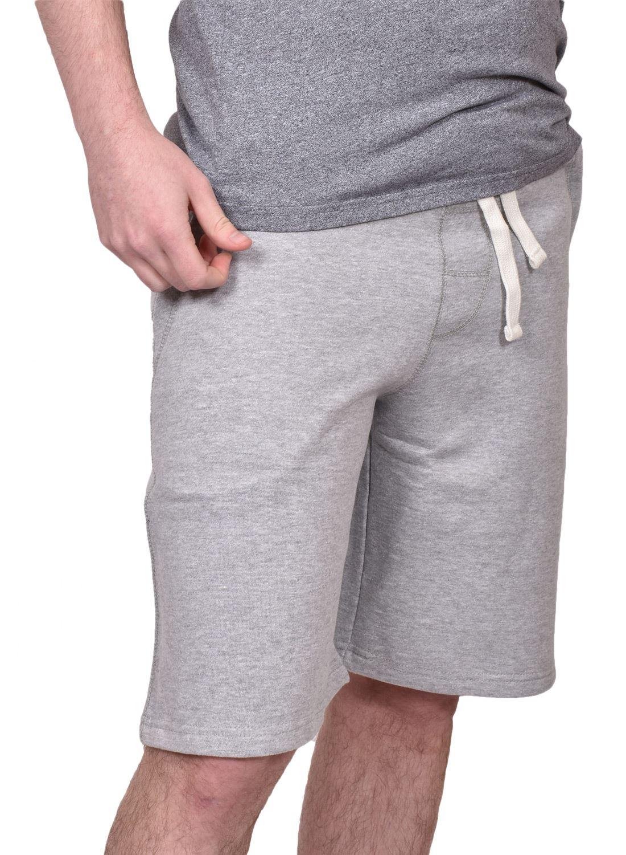 NEW Mens Fleece Shorts Elasticated Waist Fleece Summer Running Jogging Shorts