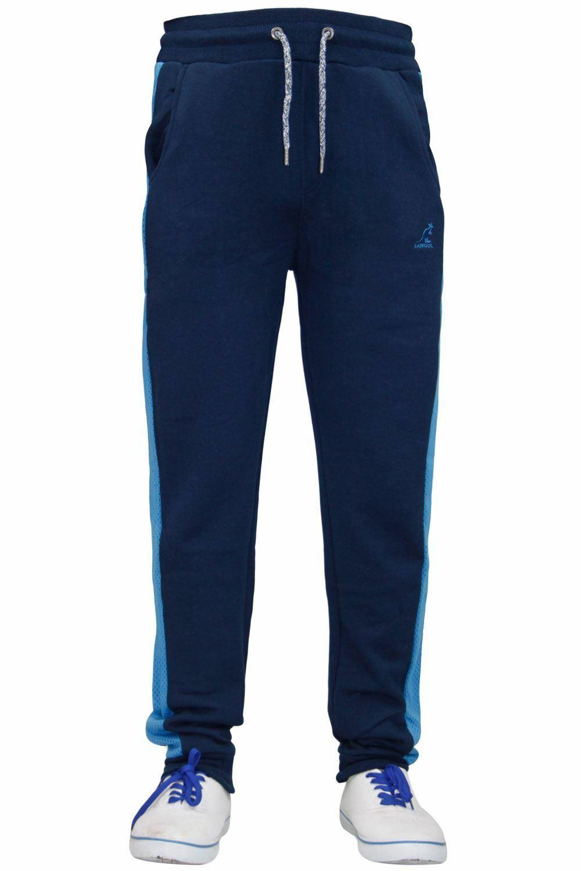 Kangol Mens Fleece Tracksuits Zip Up Hoodies Top Joggers Bottoms Trousers S-M