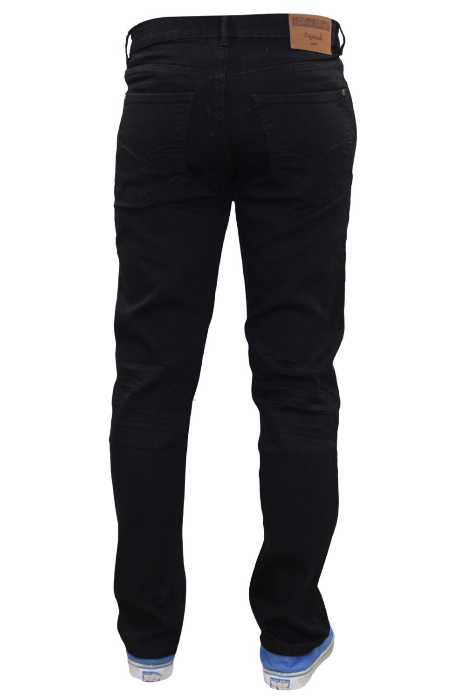 Mens Designer Life /& Glory Brand Slim Fit Stretch Jeans Button Denim Pants