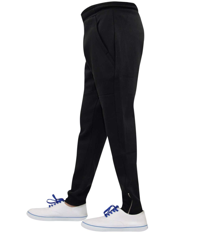 New Mens Slim Fit Low Rise Pants Drop Crotch Tacky Bottom Casual Jog Trousers