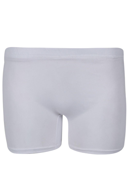 Da Donna Beachwear interno Hot Pants Elastico Donna Feste Neon Pvc Mini Corta