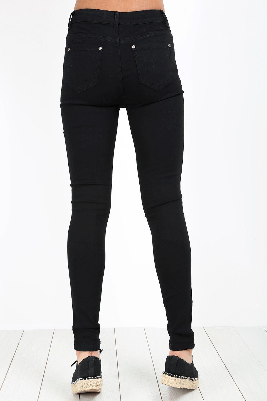 Women Jeggings Ladies Skinny Fit Stretchy Denim Jeans Leggings Plus Size UK 8-22