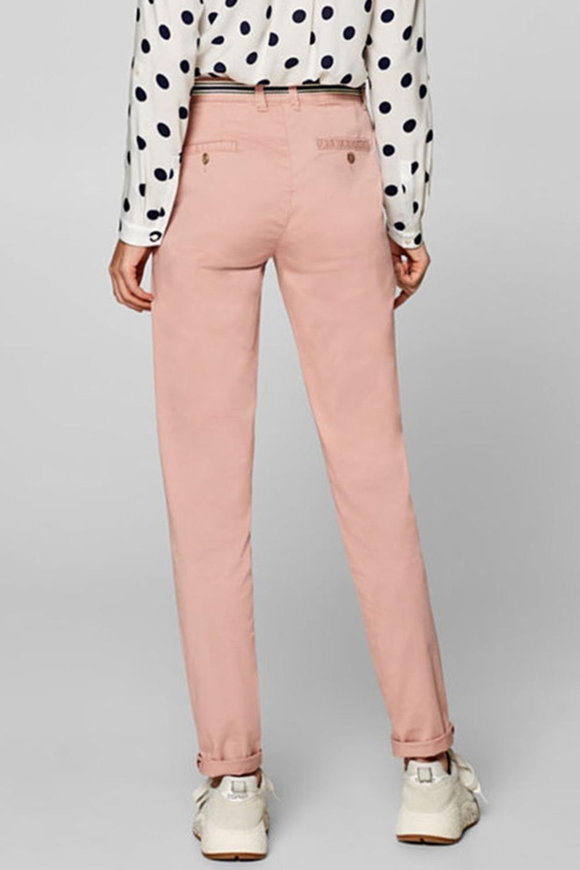 NUOVI Sandali Donna Plain Chino Casual Skinny Slim Fit Elasticizzato Tasca Pantaloni Da Donna