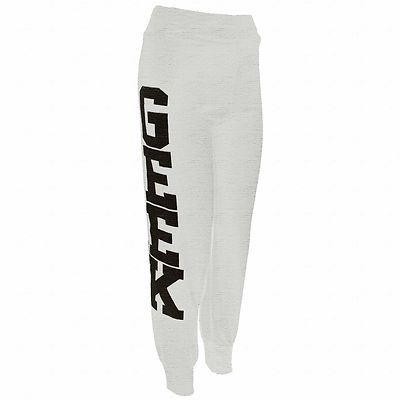 Ladies Love Geek Print Joggers Trousers Womens Tracksuit Bottoms Jogging Pants