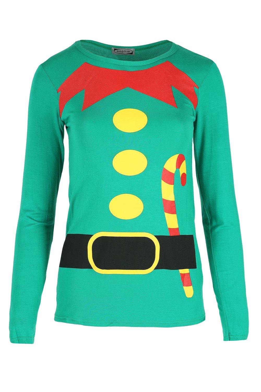 Womens Ladies Pudding Christmas Boobs Funny Novelty Festive Xmas Tee T Shirt Top