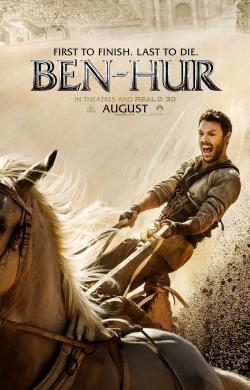 Ben-Hur - Now Playing In Theaters