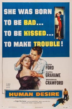 Human Desire(1954) - Film in Teatri