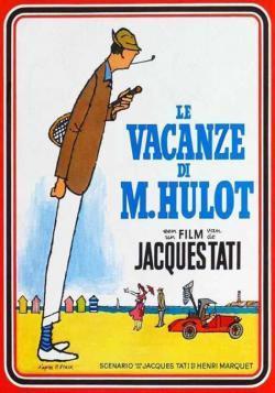 Le vacanze di Monsieur Hulot - Film in Teatri