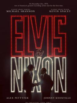 Elvis & Nixon - Now Playing In Theaters