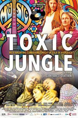 Toxic Jungle - Film in Teatri