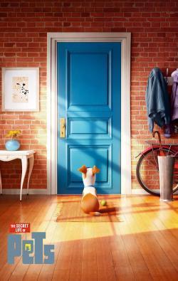 The Secret Life of Pets(2016) - Cartelera