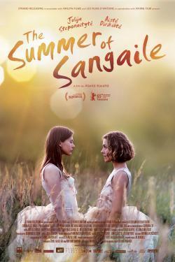 Sangailės vasara - Cartelera