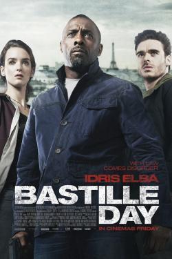 Bastille Day - Il colpo del secolo - Film in Teatri