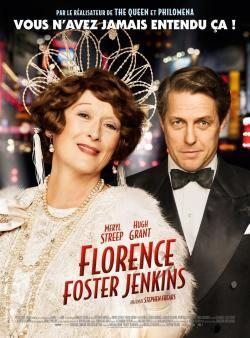 Florence Foster Jenkins - A l'affiche