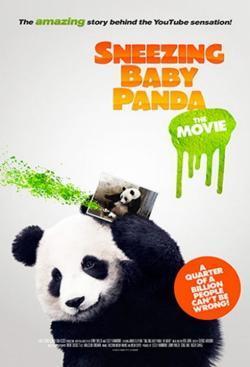 Sneezing Baby Panda - The Movie - Film in Teatri