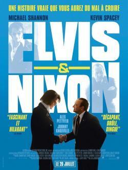 Elvis & Nixon - A l'affiche