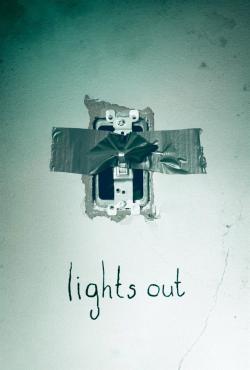 Lights Out - Cartelera
