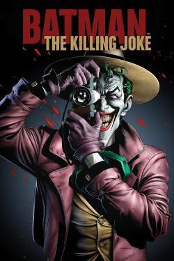 Batman: The Killing Joke - Now Playing In Theaters
