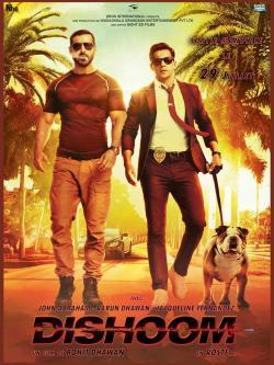 Dishoom - Now Playing In Theaters