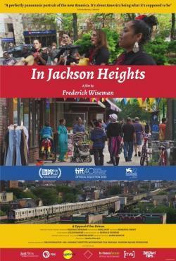 In Jackson Heights - Cartelera