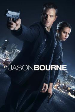 Jason Bourne - Cartelera