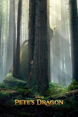 Pete's Dragon - Film in Teatri