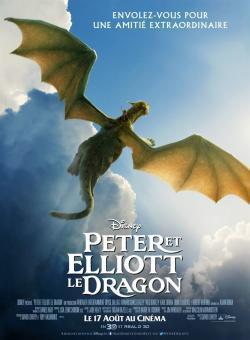 Peter et Elliott le Dragon - A l'affiche