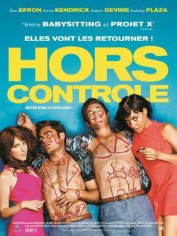 Hors contrôle - A l'affiche