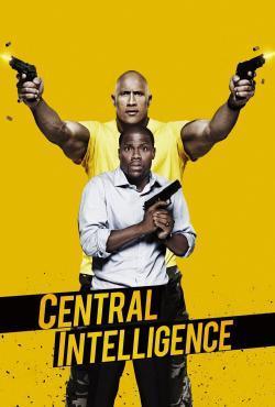 Central Intelligence - Cartelera