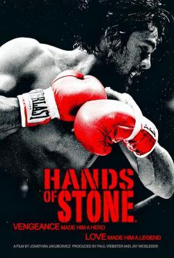 Hands of Stone - Cartelera