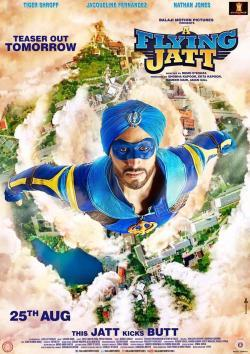 A Flying Jatt(2016) - Now Playing In Theaters