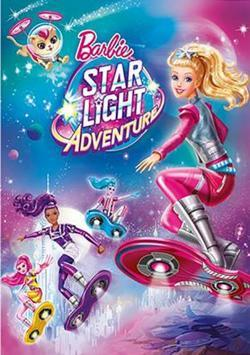 Barbie: Star Light Adventure - Cartelera